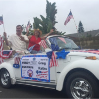 4th of July, Greg Raths & Wendy Bucknum