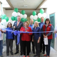Montanoso Grand Opening - City Officials