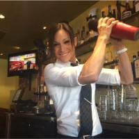 Delizie Restaurant bartender Rachel